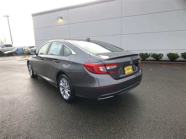 New 2019 Honda Accord LX