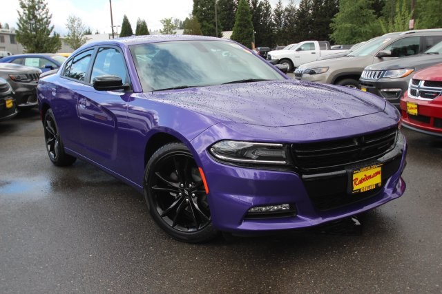 2018 Dodge Charger >> New 2018 Dodge Charger Sxt Rwd 4d Sedan