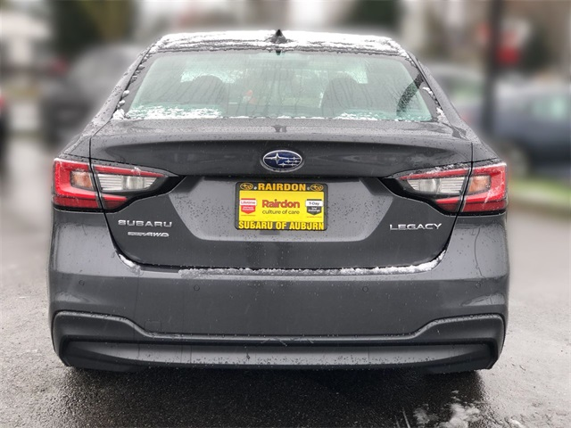New 2020 Subaru Legacy Limited
