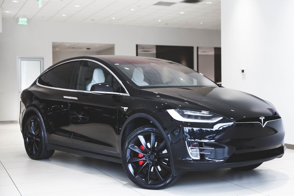 Pre Owned 2018 Tesla Model X P100d Awd