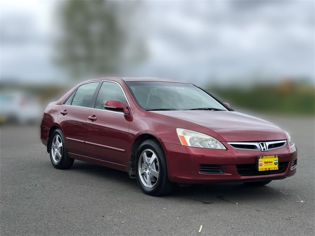 Pre Owned 2006 Honda Accord Hybrid