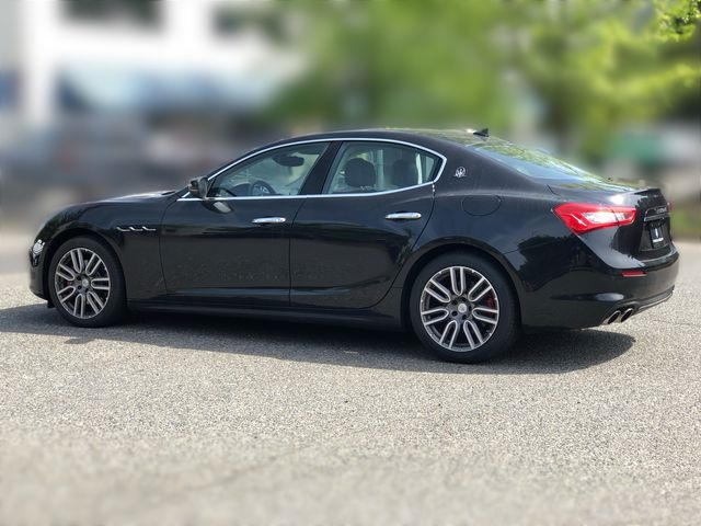 New 2018 Maserati Ghibli Base