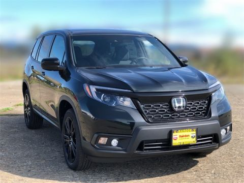 New 2019 Honda Passport Sport